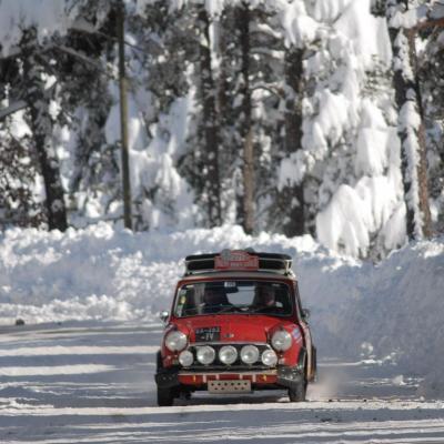 Rallye Montecarlo historique 2012