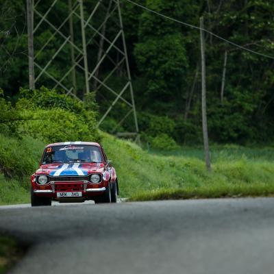 Rallye VHC des 4 régions 2018