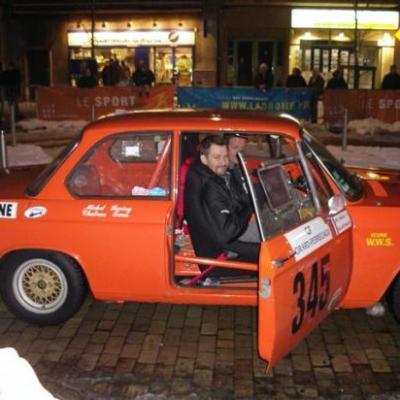 Rallye Montecarlo Historique 2006/2007