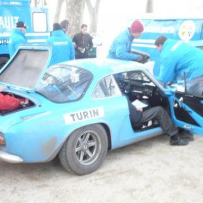 Rallye de Montecarlo historique 2010