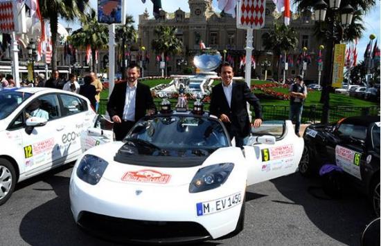 Rallye Montecarlo Energies Alternatives 2010