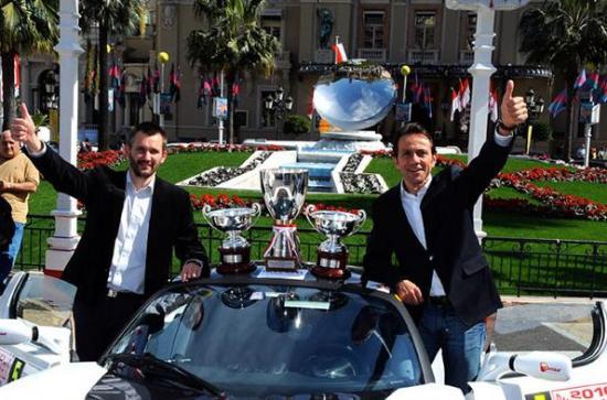 Victoire au MC EA 2010
