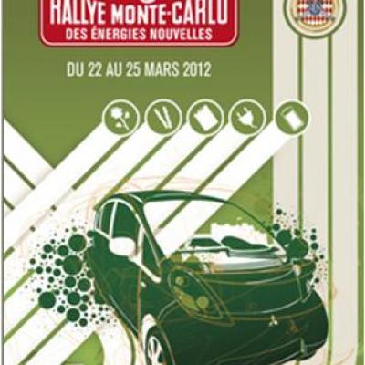 Rallye Montecarlo des énergies nouvelles